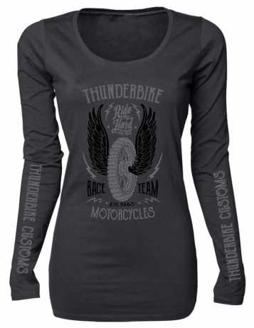 Thunderbike Clothing Thunderbike Damen Longsleeve Race Team  - 19-10-1053V