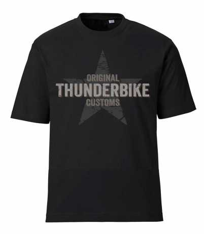 Thunderbike Clothing Thunderbike T-Shirt Vintage Custom, black XL - 19-31-1001/002L