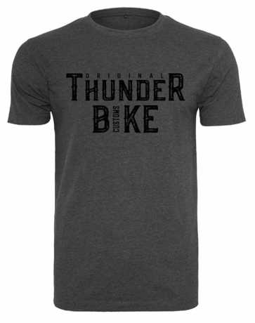 Thunderbike Clothing Thunderbike T-Shirt Original grey  - 19-31-1273V
