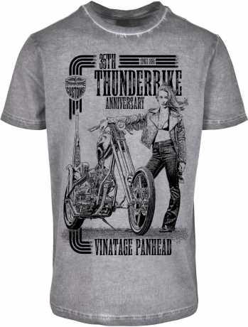 Thunderbike Clothing Thunderbike men´s T-Shirt 35th Anniversary grey  - 19-31-1323V