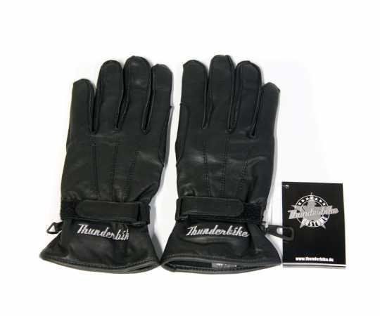 Thunderbike Clothing Thunderbike Handschuhe Retro, schwarz S - 19-70-031