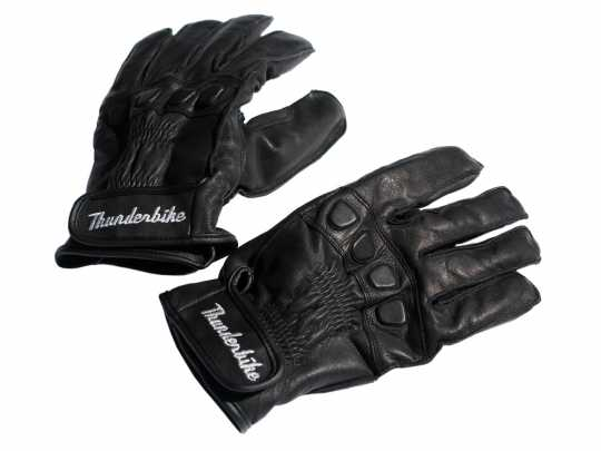 Thunderbike Clothing Thunderbike gloves Cooper, black  - 19-70-050V