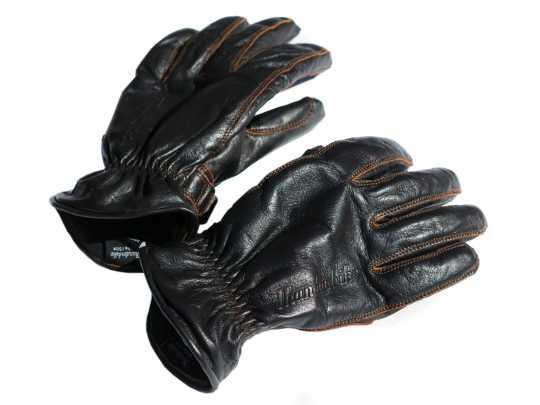 Thunderbike Clothing Thunderbike gloves Legend, brown  - 19-70-080V
