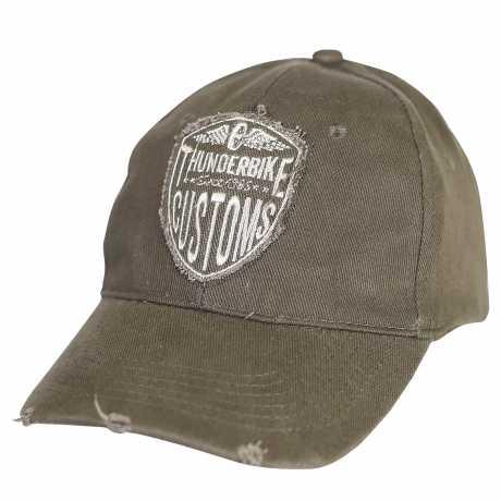 Thunderbike Clothing Thunderbike Baseball Cap Custom grün  - 19-80-080