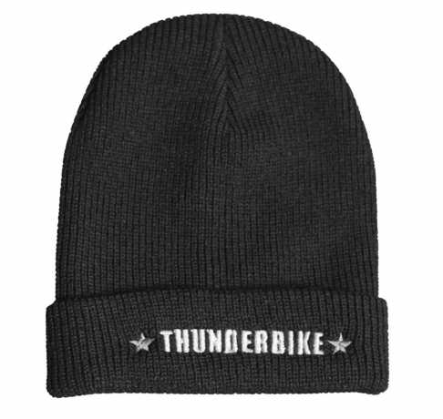 Thunderbike Clothing Thunderbike Mütze Customs schwarz  - 19-80-1191