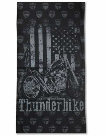 Thunderbike Clothing Thunderbike Tube US-Flag, schwarz  - 19-90-1041