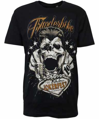 Thunderbike Clothing T-Shirt Jokerfest Kids 2019  - 19-99-200V