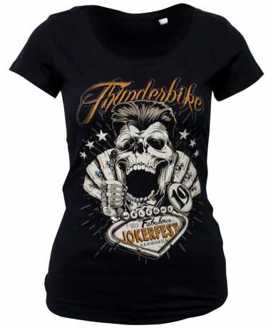 Thunderbike Clothing T-Shirt Jokerfest Damen 2019  - 19-99-100V