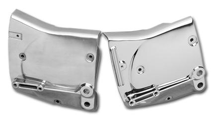 Custom Chrome Ritzelabdeckung poliert  - 19-520