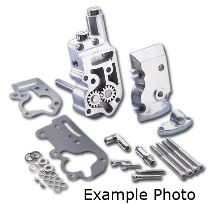 RevTech Oil Pump Kit polished
