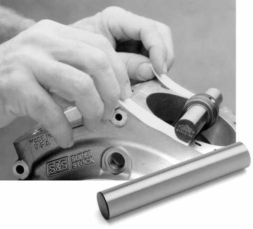 Jims Jims Wrist Pin/Rod Alignment  - 20-298