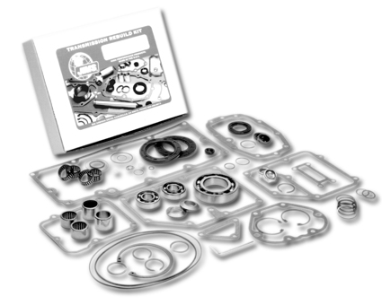 Jims Jims 5-Speed Transmission Rebuild Kit  - 20-442