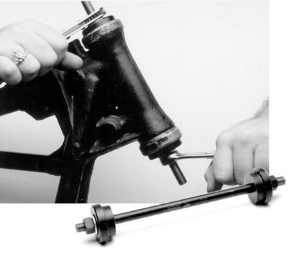 Jims Jims Steering Head Bearing Race Installer  - 20-950