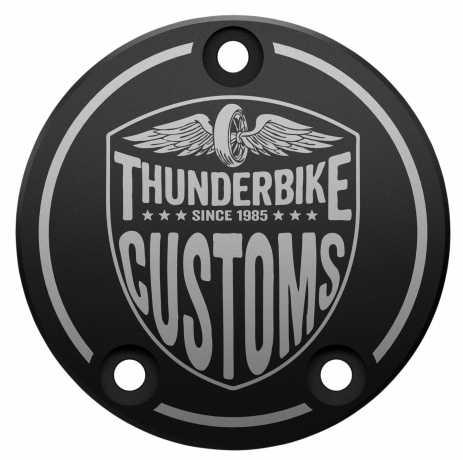 Thunderbike Timer Cover New Custom  - 22-72-172