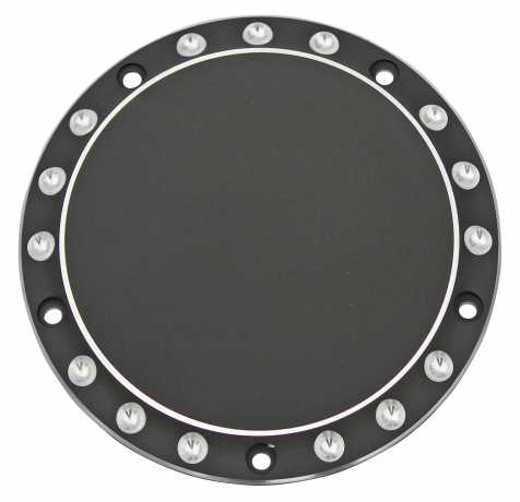 Clutch cover Drilled bi-color