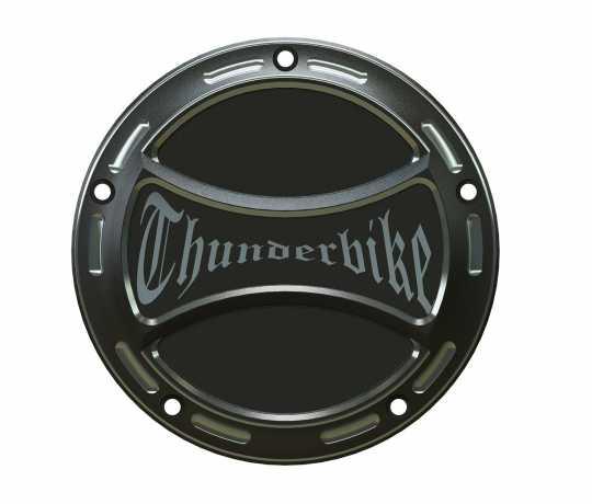 Thunderbike Kupplungsdeckel Torque mit TB-Logo  - 22-77-085