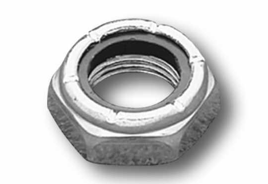 """Custom Chrome Stoßdämpfer Montagemuttern 5/8""""-18 (10)  - 22-0042"""