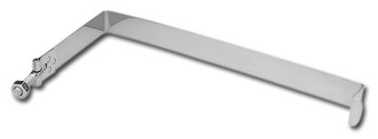 Custom Chrome Batteriezwingen aus rostfreiem Edelstahl  - 25-029