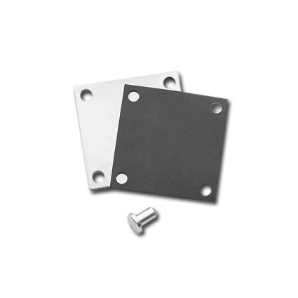 Custom Chrome ByPas Kit for Vacuum petcock  - 25-257