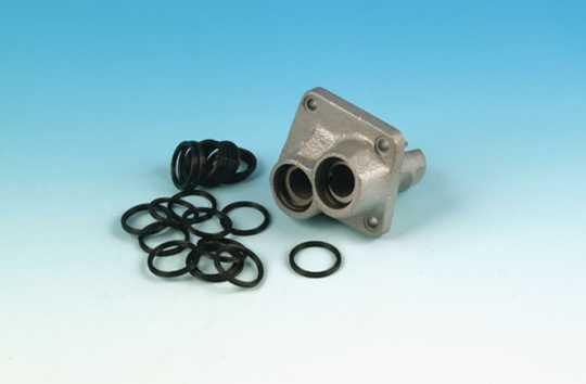 Motor Factory O-Ring Pushrod cover (10)  - 25-301