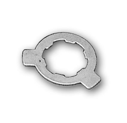 Custom Chrome Sicherungsblech Mainshaft  - 25-391