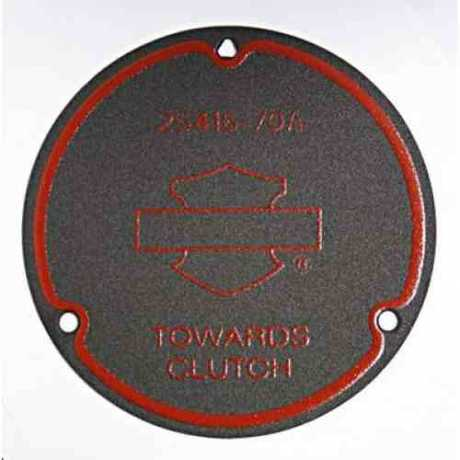 Gasket, Clutch Derby Cover