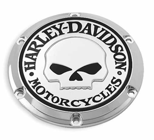 Harley-Davidson Derby Deckel Willie G Skull  - 25440-04A