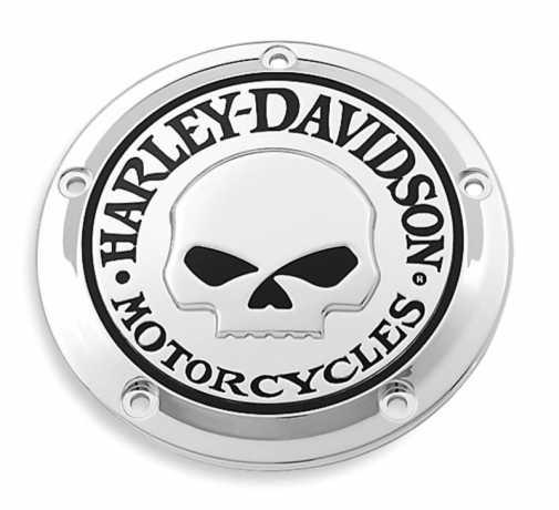Harley-Davidson Derby Deckel Willie G Skull  - 25441-04A