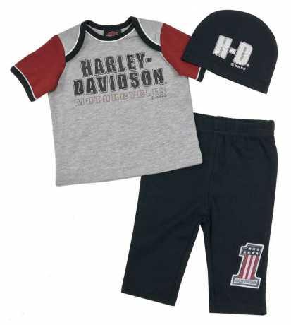 H-D Motorclothes Harley-Davidson Kinder Geschenk Set  - 2551009-3/6