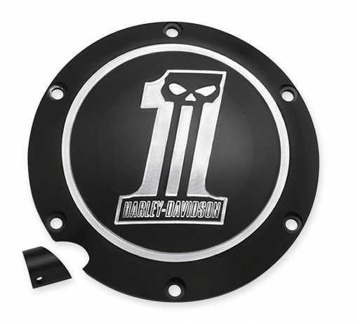 Harley-Davidson Derby Deckel Dark Custom  - 25563-09