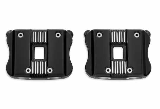 Harley-Davidson Rail Collection Upper Rocker Box Covers  - 25700531