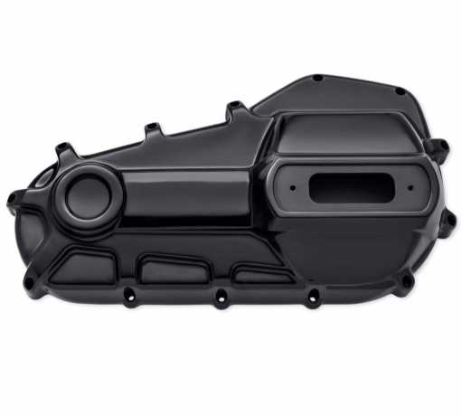 Harley-Davidson Dominion Outer Primary Cover - Gloss Black  - 25700795