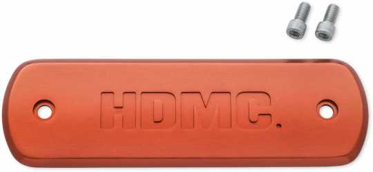 Harley-Davidson Dominion Oil Fill Insert, Outer Primary - Brushed Orange  - 25700807