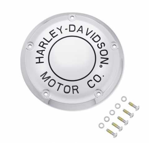 Harley-Davidson H-D Motor Co. Derby Deckel  - 25700959