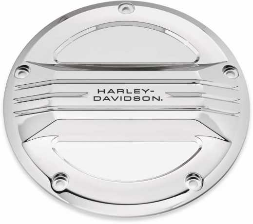 Harley-Davidson Airflow Derby Cover chrome  - 25700969