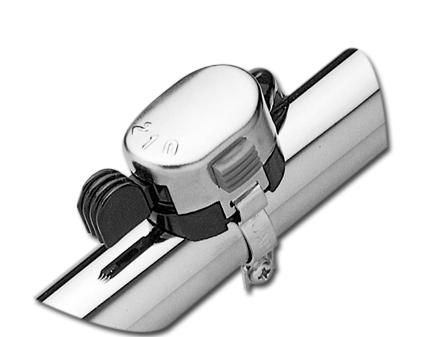 """Custom Chrome Universal Lenkerschalter 1"""" chrom  - 25-991"""