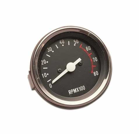 "Custom Chrome Electronic Tachometer 3""  - 26-720"