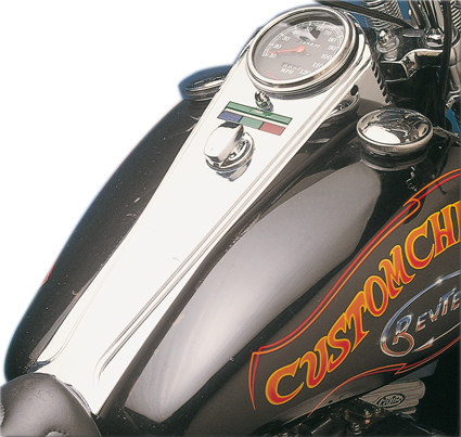 Mirage Die-Cast Dash Long Chrome  - 26-015