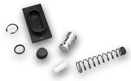 "Daytona Japan Kelsey-Hayes Style Brake Master Cylinder Rebuild Kit , 3/4"" Bore  - 26-101"