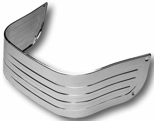 Custom Chrome Lower Fender Trim  - 26-585
