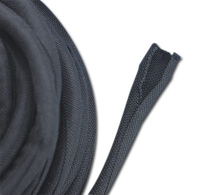 "Russell Harness Sleeve 3/4"" x 7,62m black  - 27-019"