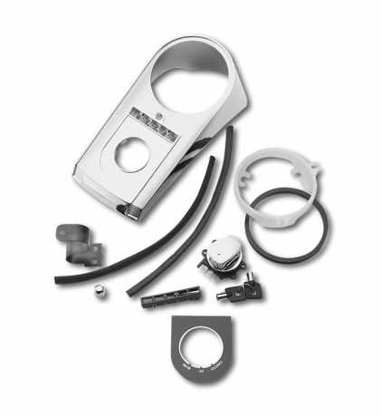 Lens Kit for Late chrome Dash  - 27-455