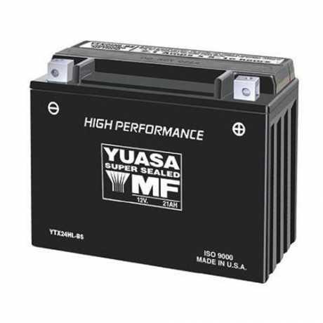 Yuasa Yuasa YTX24HL-BS Battery  - 28-31669