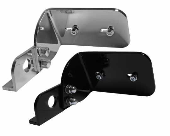 Thunderbike Side Mount Licence Plate Bracket short  - 28-76-040V