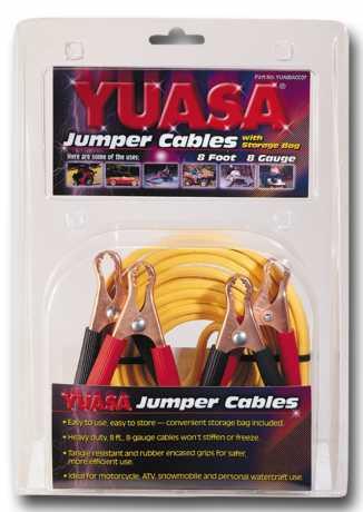 Yuasa Yuasa Überbrückungskabel 240 cm  - 28-31656
