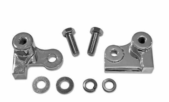 "Burly Brand Burly Rear Suspension Lower Kit 1""  - 28-522"