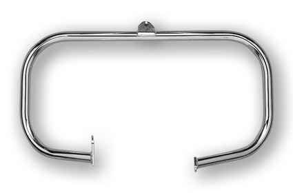 "Jardine Jardine Highway Bar 1.25"" front, chrome  - 28-933"