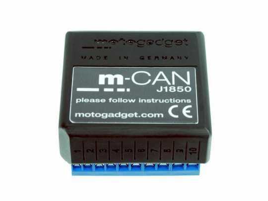 Motogadget Motogadget mo.CAN J1850 Signalkonverter  - 29-99-368