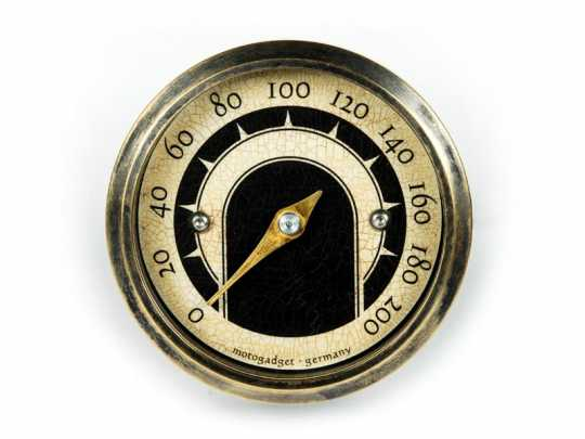 Motogadget Vintage 49mm Mini-Tacho