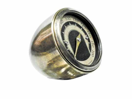 Motogadget Motogadget Mini-Speedometer housing 49mm brass - 29-99-610
